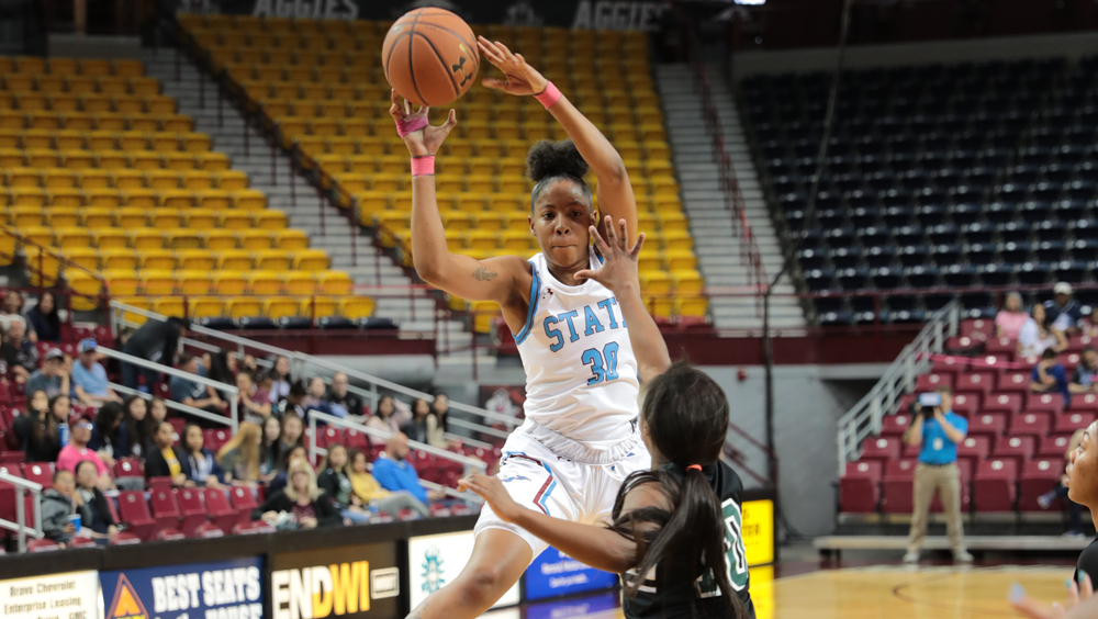 This Week in WAC Women's Basketball - March 5