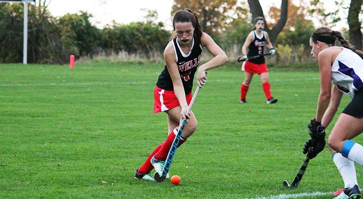 Late Goal By Elmira Upends Field Hockey, 2-1
