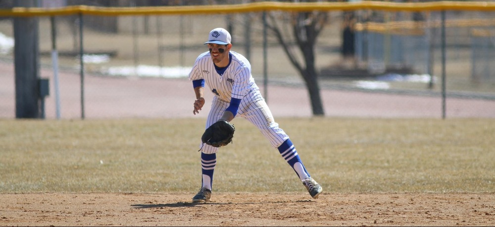 Northwestern downs DWU in doubleheader