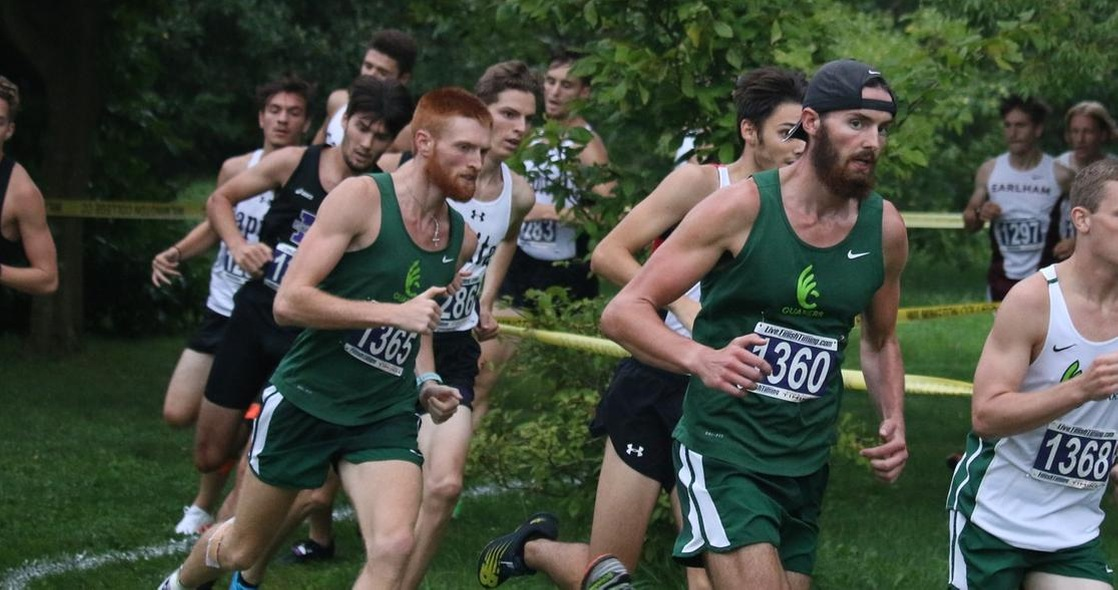 Men's Cross Country Heads to Cedarville For All-Ohio Championships Saturday
