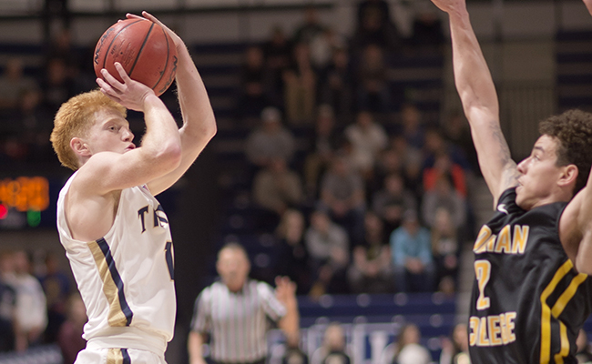 MBB Edged by Calvin