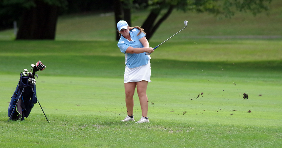 Pomeroy Women's Golf Opens Play at Hanover Fall Invite