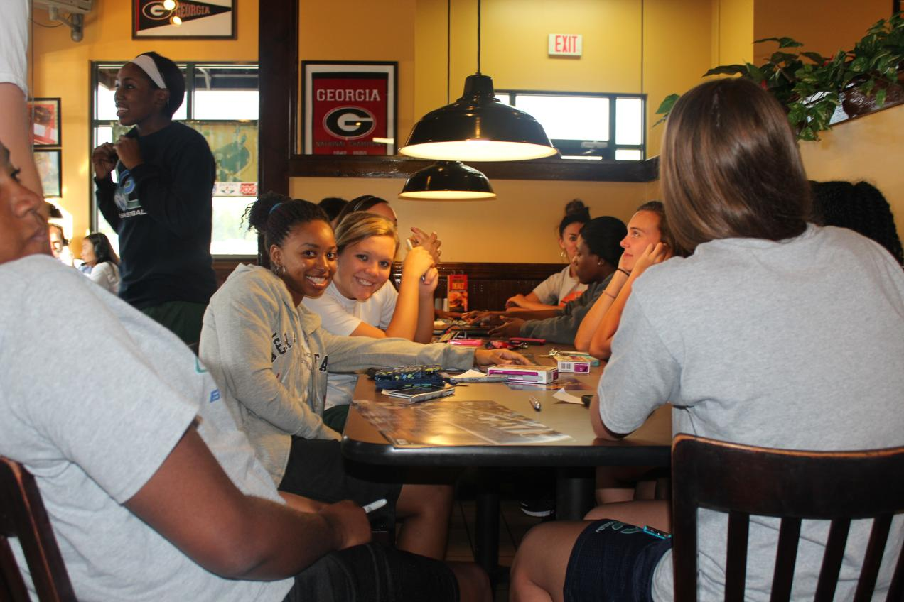 """Meet The Bobcats Night"" Featuring Women's Basketball a Success"