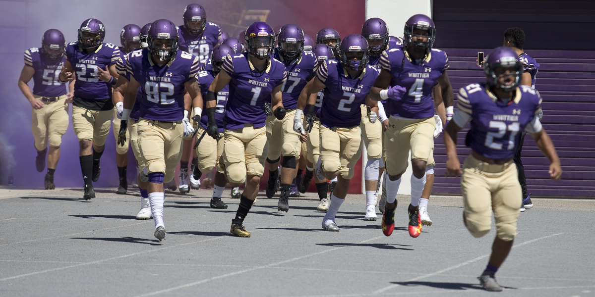 Football: Whittier vs. Cal Lutheran Preview