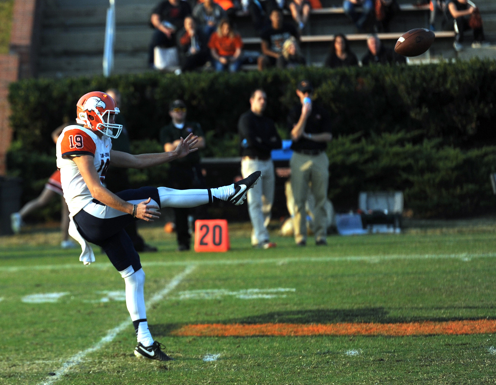Football to hold kicker/punter tryout Feb. 18