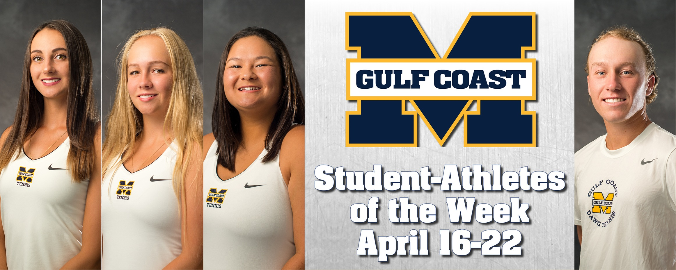 Buie, Lopareva, Bankston, Murphy named MGCCC Student-Athletes of the Week