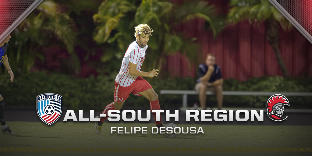 DeSousa Named to USCA All-South Region First Team
