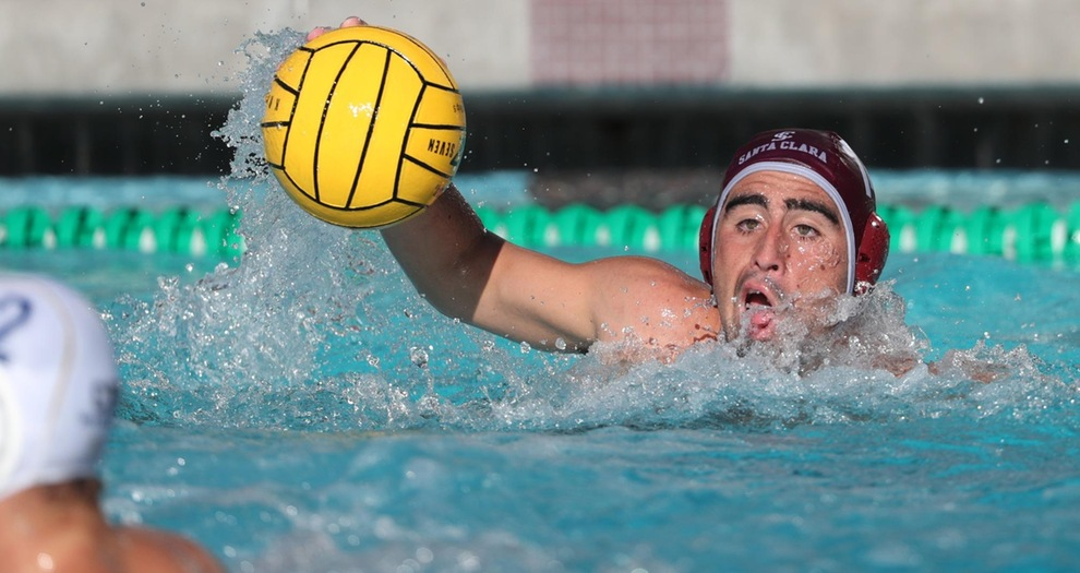 Men's Water Polo Team Falls to Harvard on Opening Day of Julian Fraser Memorial Tournament