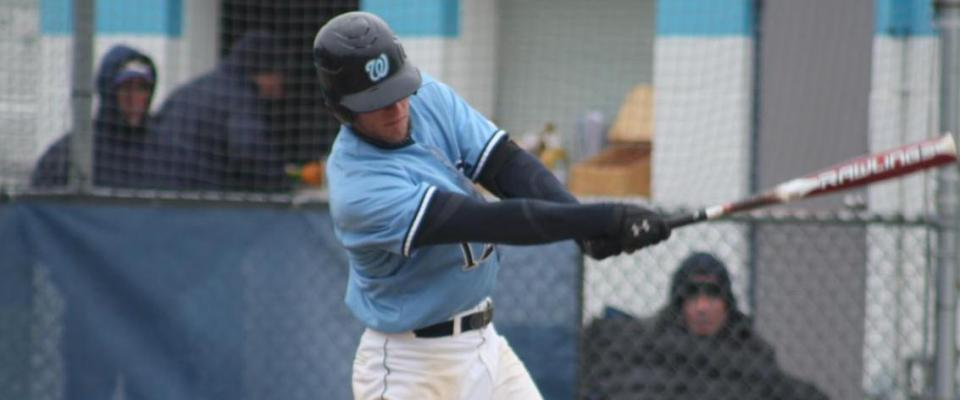 Baseball Holds On Against Gwynedd-Mercy