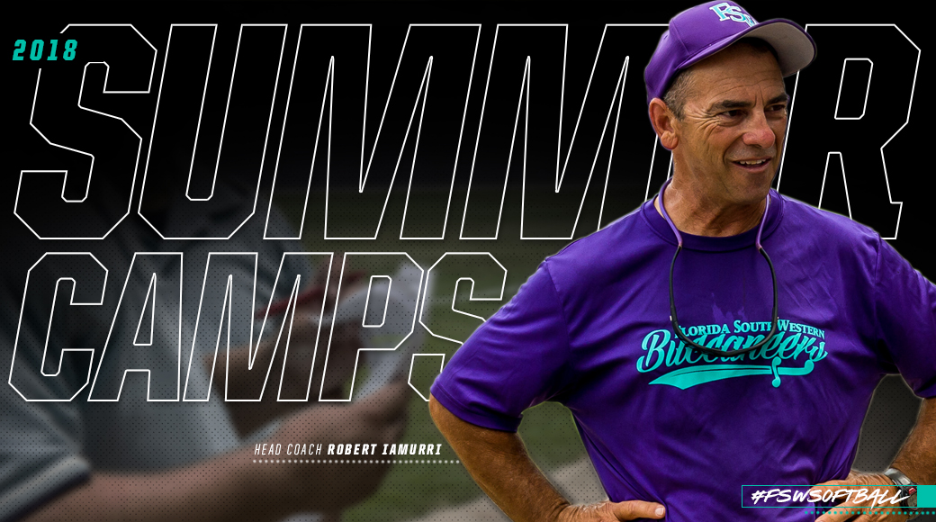 #FSWSoftball Summer Camp Dates Announced