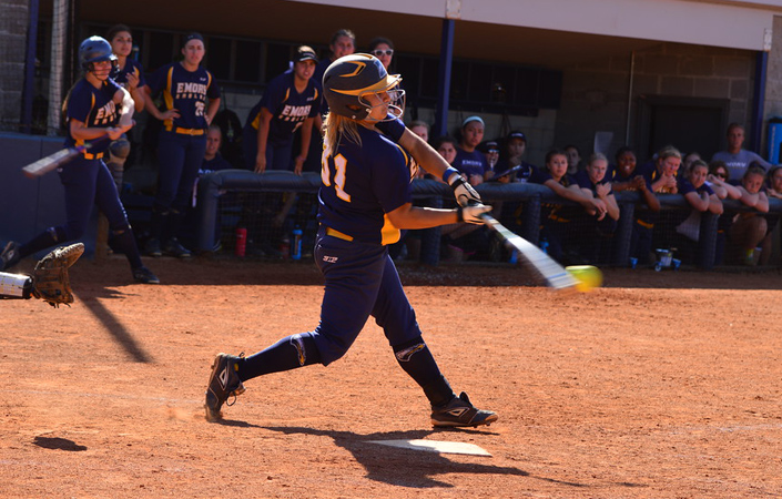 Emory Softball Eyes Array Of Road Games