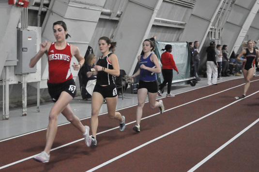 Women's Track and Field set for Centennial Championships