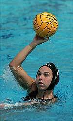 11 Bronco Women's Water Polo Players Named All-Academic