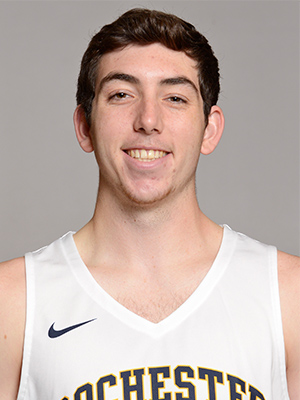 Ryan Clamage, Men's Basketball