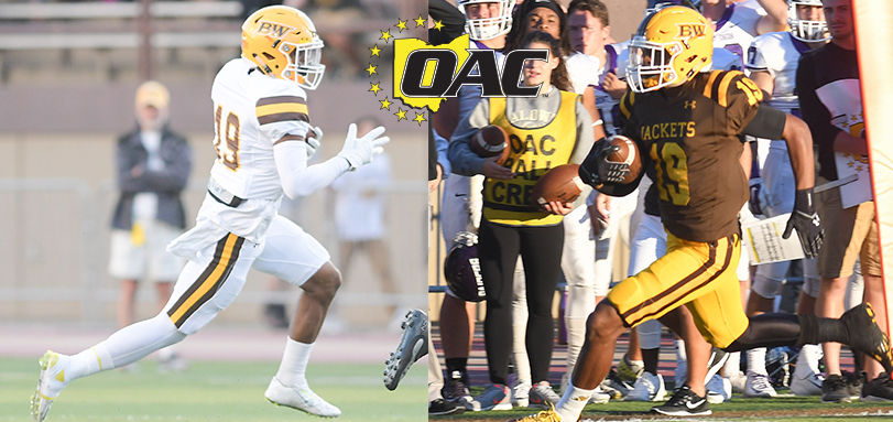 Leverette Garners First Career OAC Football Weekly Honor