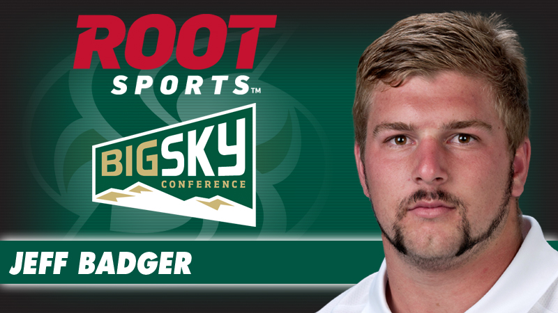 Badger Named Root Sports Big Sky Defensive Player of the Week