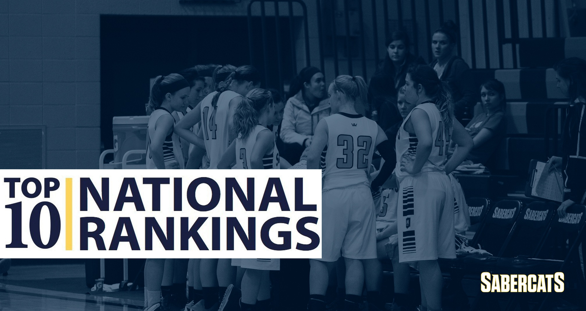 Women's Basketball stays inside NCCAA Top 10
