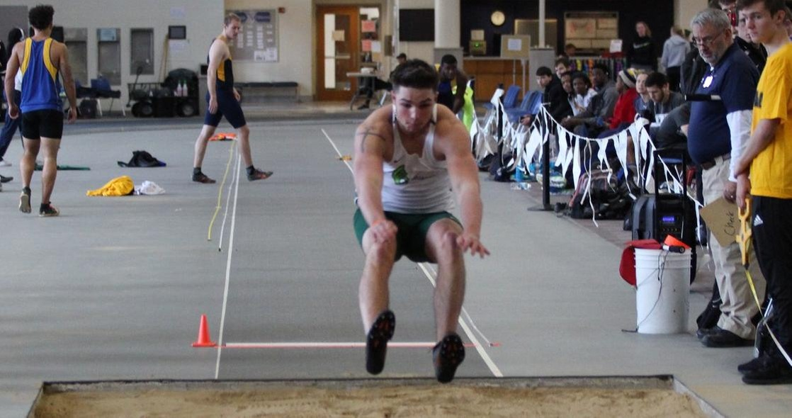 Men's Track and Field Finishes Third at Marietta