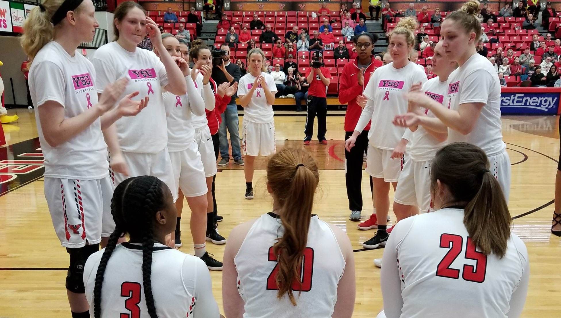 Youngstown State Women's Basketball