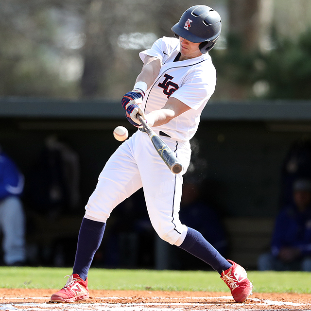 Indians sweep Snead State to open 2019 season