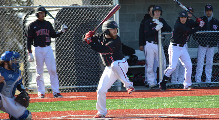 Nationally-Ranked Cortland Defeats Wells Baseball