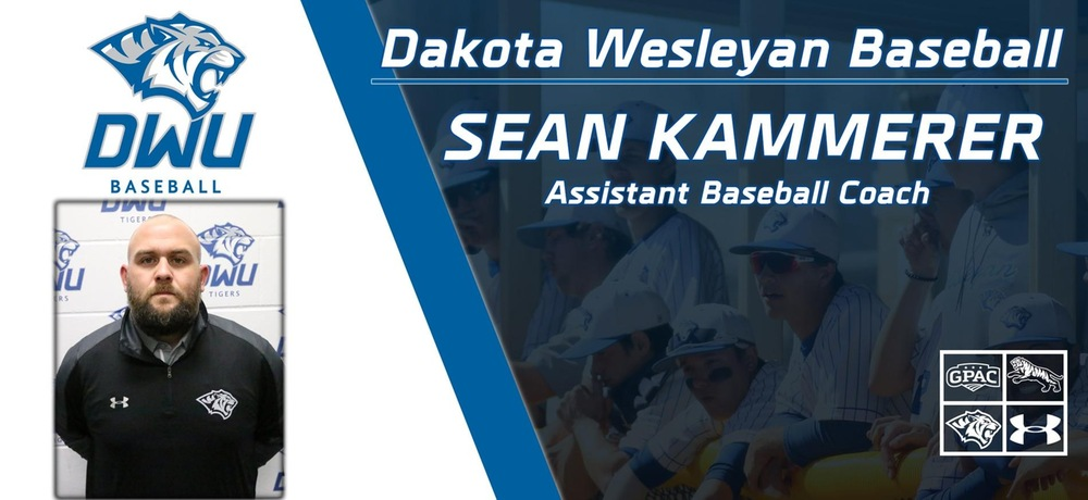 Kammerer joins DWU baseball coaching ranks