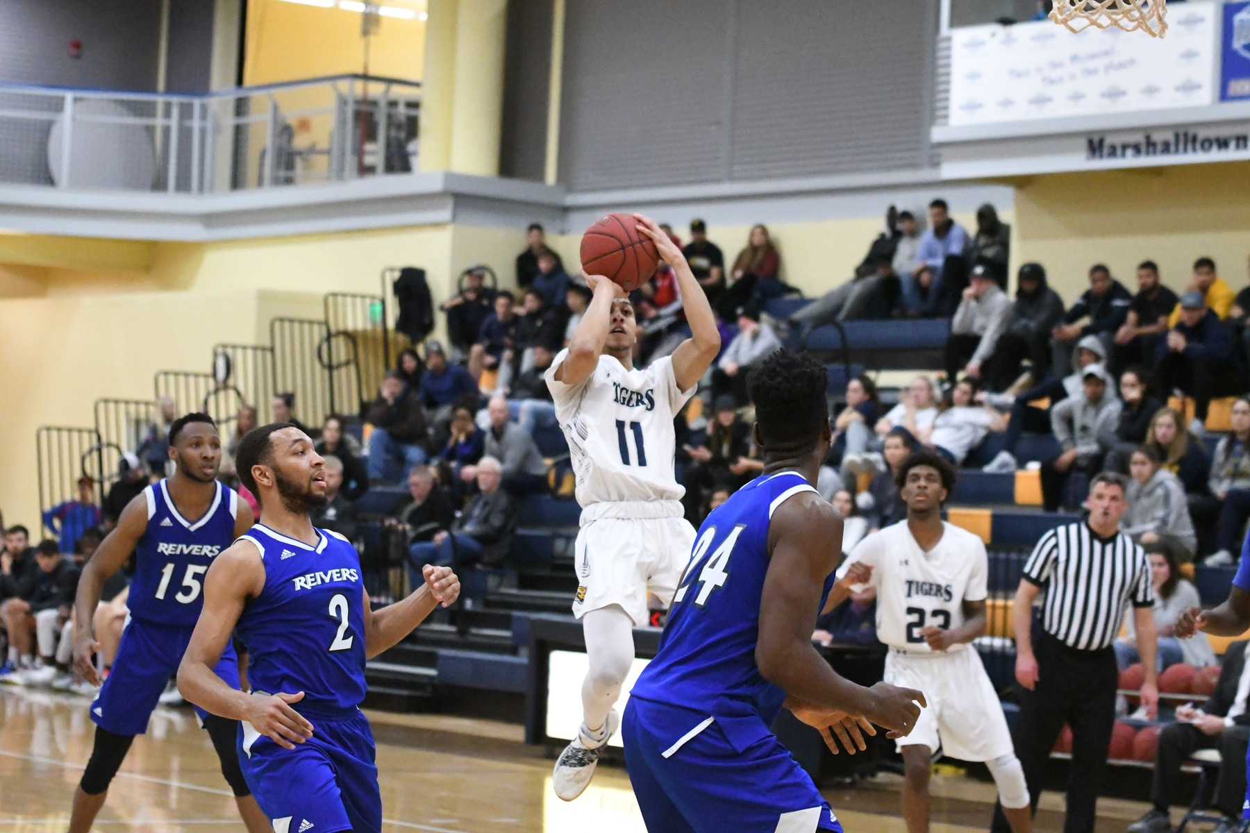 Tiger Basketball Teams Continue Searches for first Conference Wins