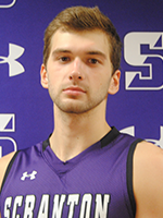 Men's Athlete of the Week - Matthew Mancuso, Scranton