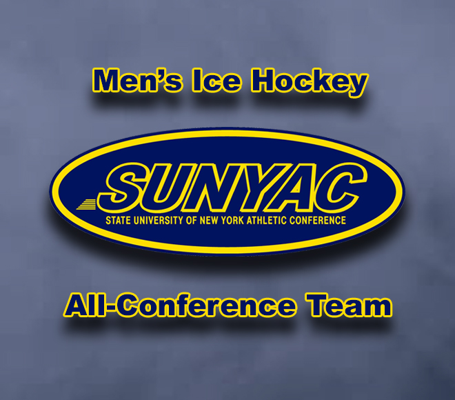 SUNYAC announces men's ice hockey All-Conference selections