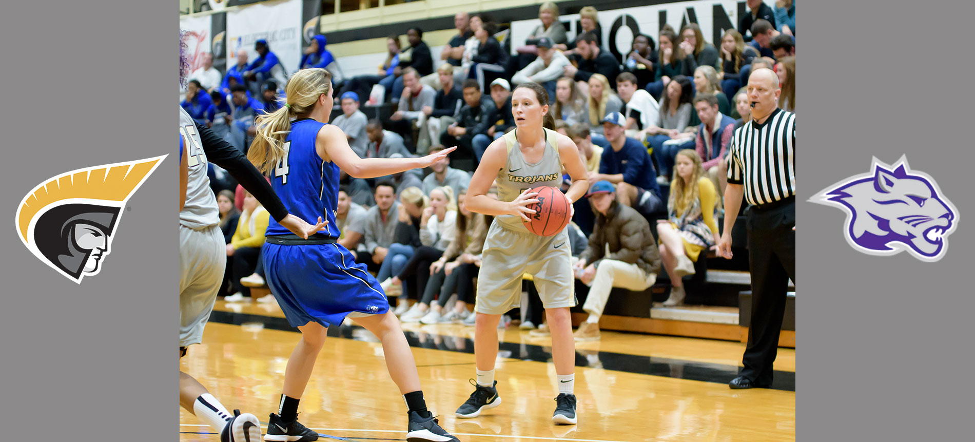 Women's Basketball Host Young Harris for Season Home Opener