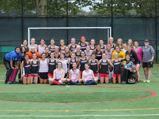Haverford Field Hockey Takes On Alumnae