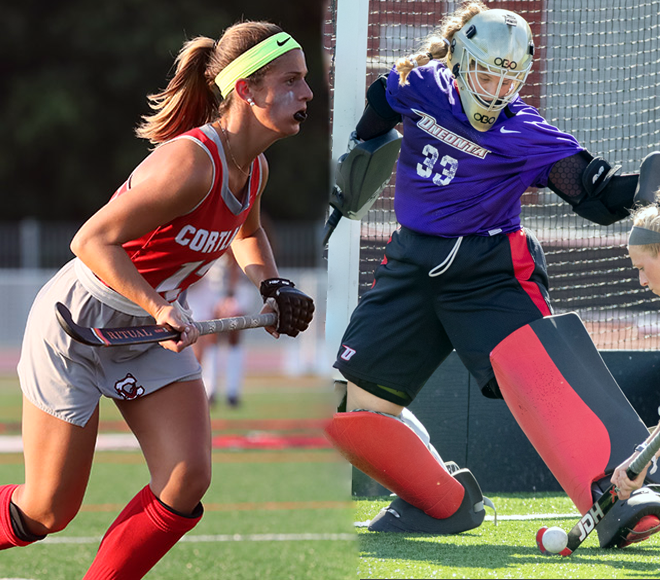 Gibaldi, Jones named Field Hockey Athletes of the Week