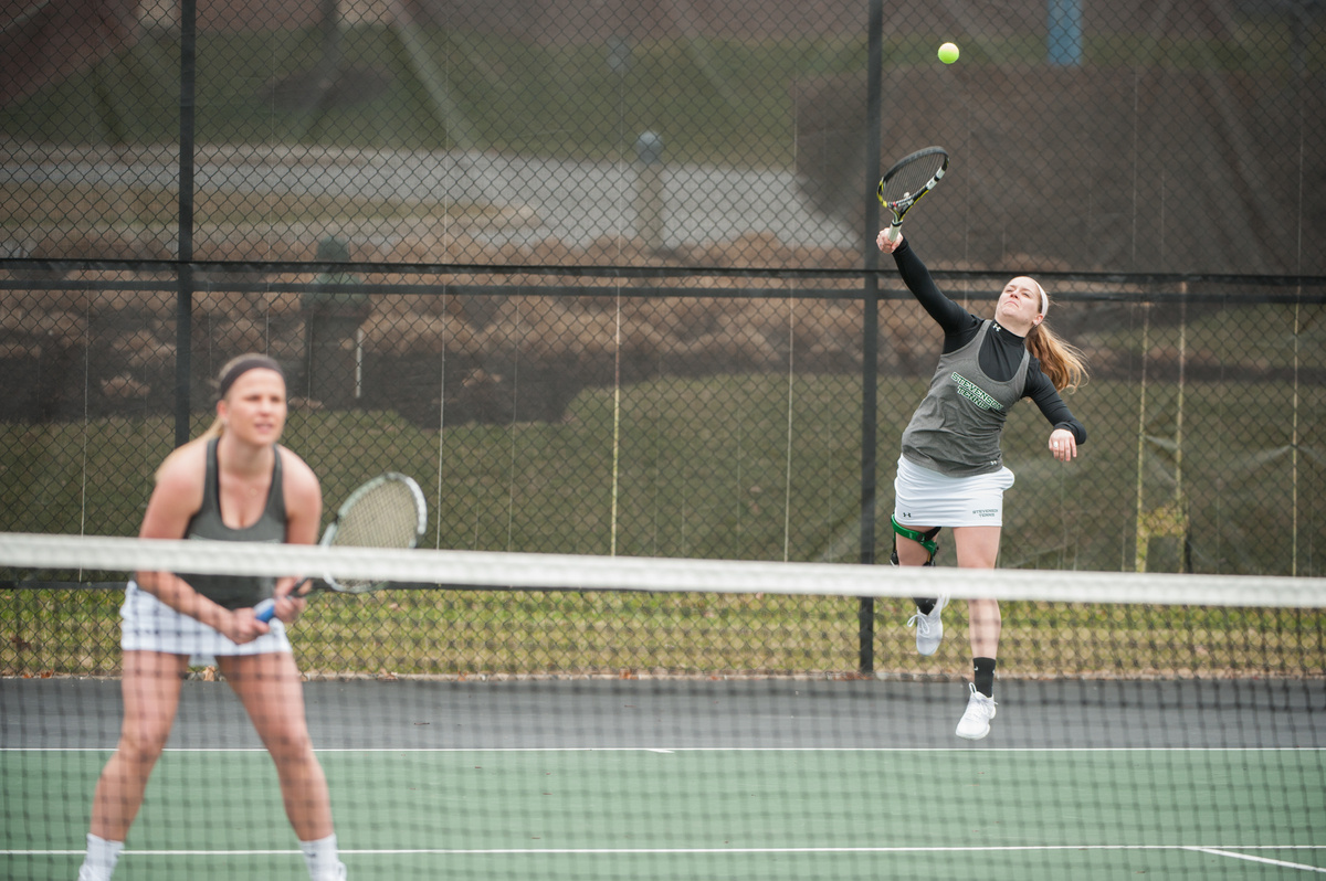 Mustangs Drop Commonwealth Conference Match to Albright, 8-1