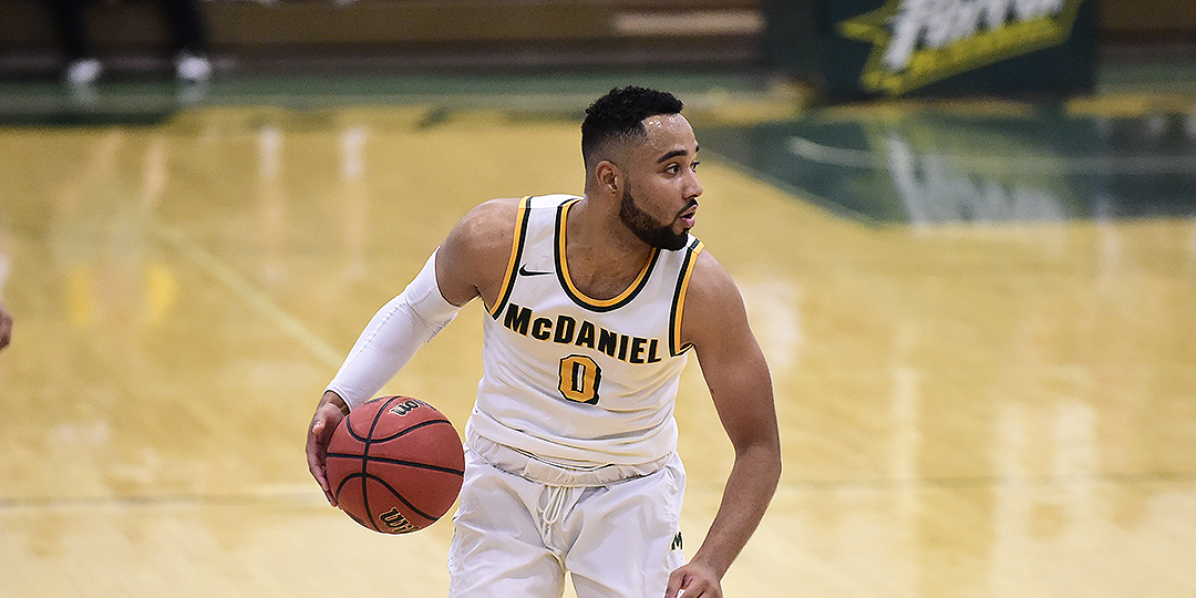 Aaron Washington (c) 2018 David Sinclair/McDaniel College