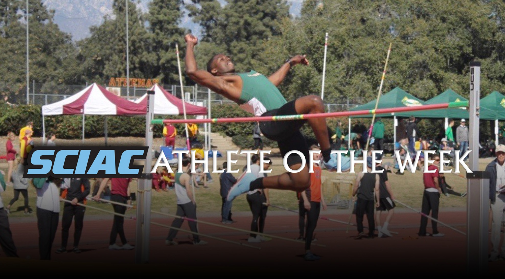 Hamilton named SCIAC Athlete of the Week