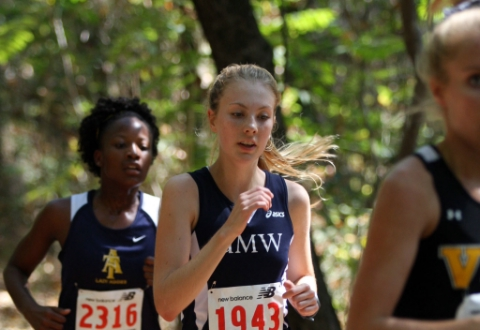 UMW Men Place 5th at Dickinson Long-Short Invite; Women Place 10th
