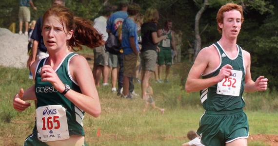 Men and Women Harriers Both Regionally Ranked in Top-10