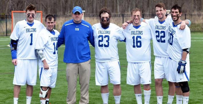 Wladyka sets goals record, Men's Lacrosse wins on Senior Day