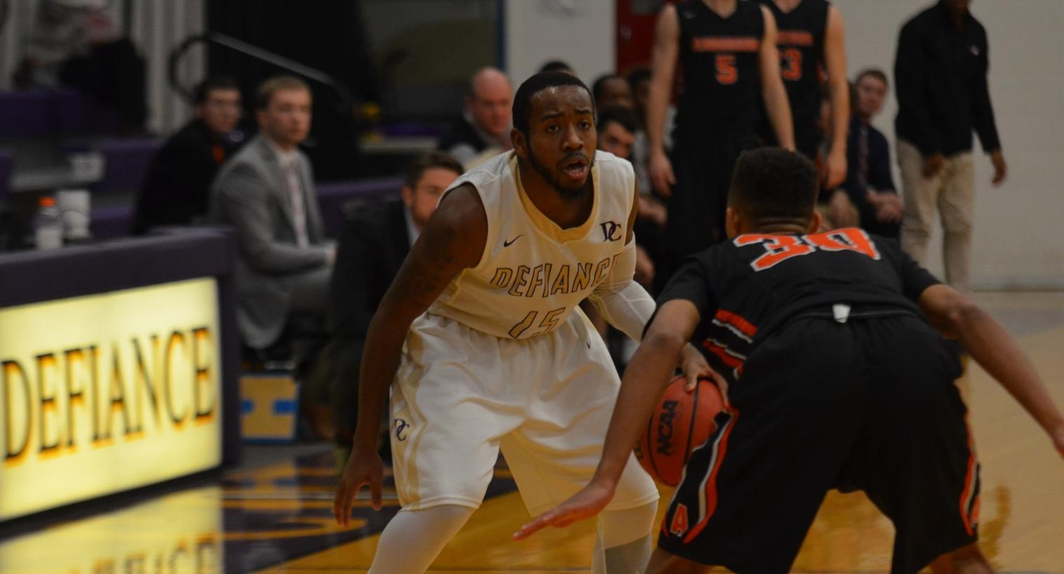 Yellow Jackets Stumble in HCAC Contest with Anderson