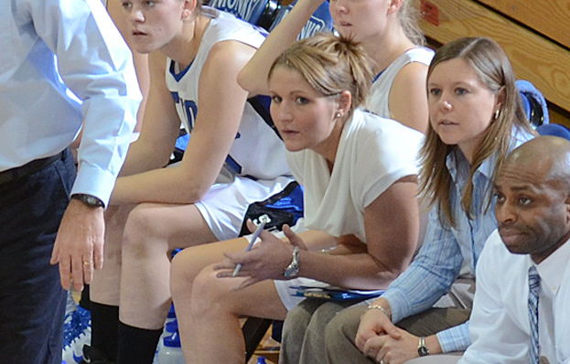 Former Standout Daigle Tabbed as Women's Assistant