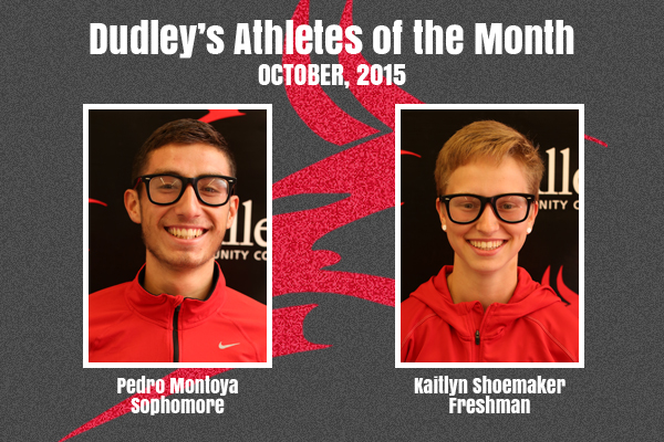 Dudley's October Athletes of the Month
