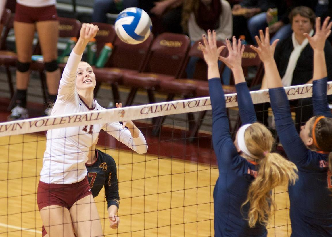 Calvin-Hope Volleyball Rivalry Set to Renew Friday Night at Van Noord Arena