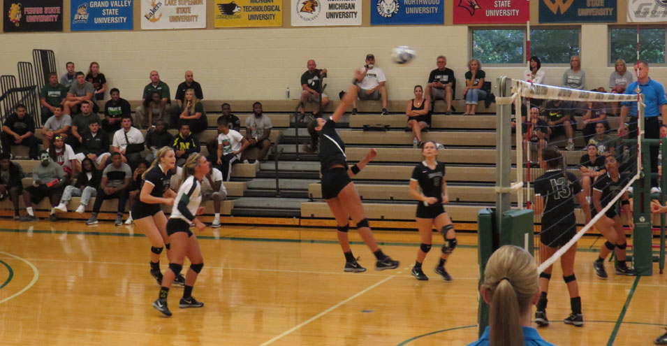 Lake Erie Completes Sweep of Ursuline
