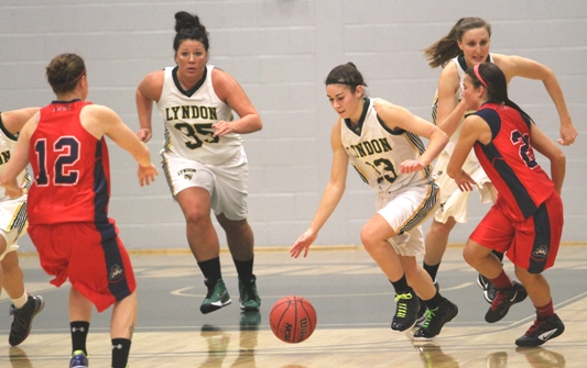 Cold-shooting Lyndon falls to St. Joe's
