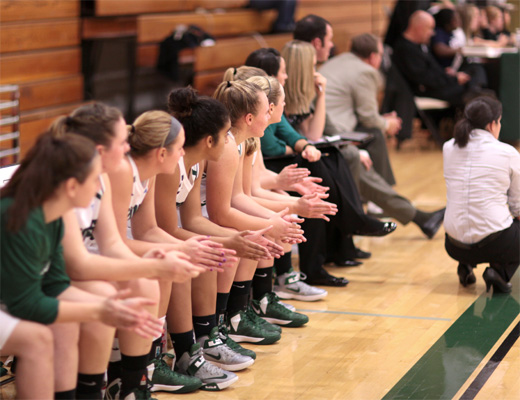 Follow the Sage women as they open the season at Regis Tip-Off Tournament