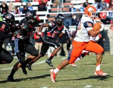 Carson-Newman crushes Crusaders 47-26, captures fourth consecutive contest