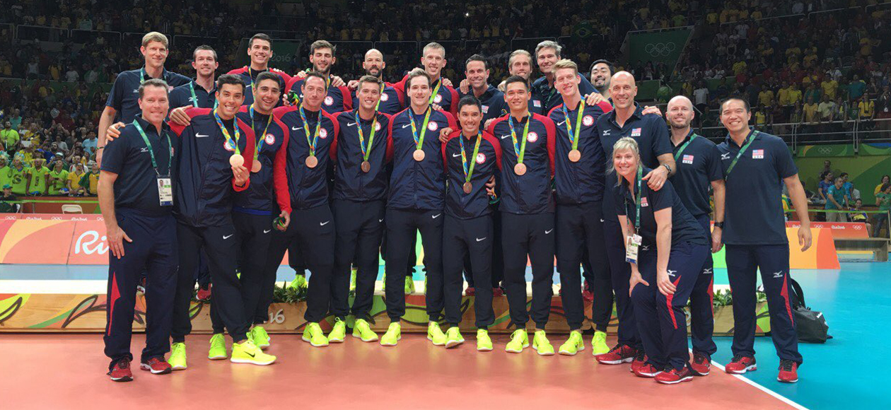 Sullivan and Team USA Capture Bronze Medal at 2016 Olympic Summer Games