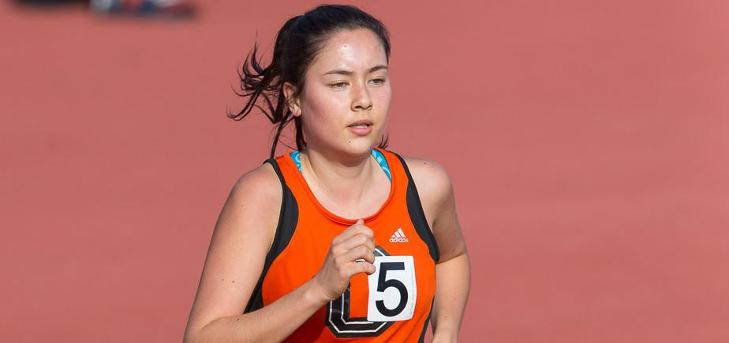 Oxy Men's and Women's XC Top 5 in West