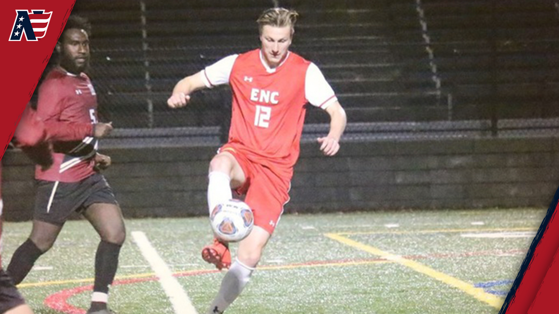 No. 3 Seed Eastern Nazarene Moves on to NECC Men's Soccer Semifinals; No. 5 Elms Pulls off Upset to Advance
