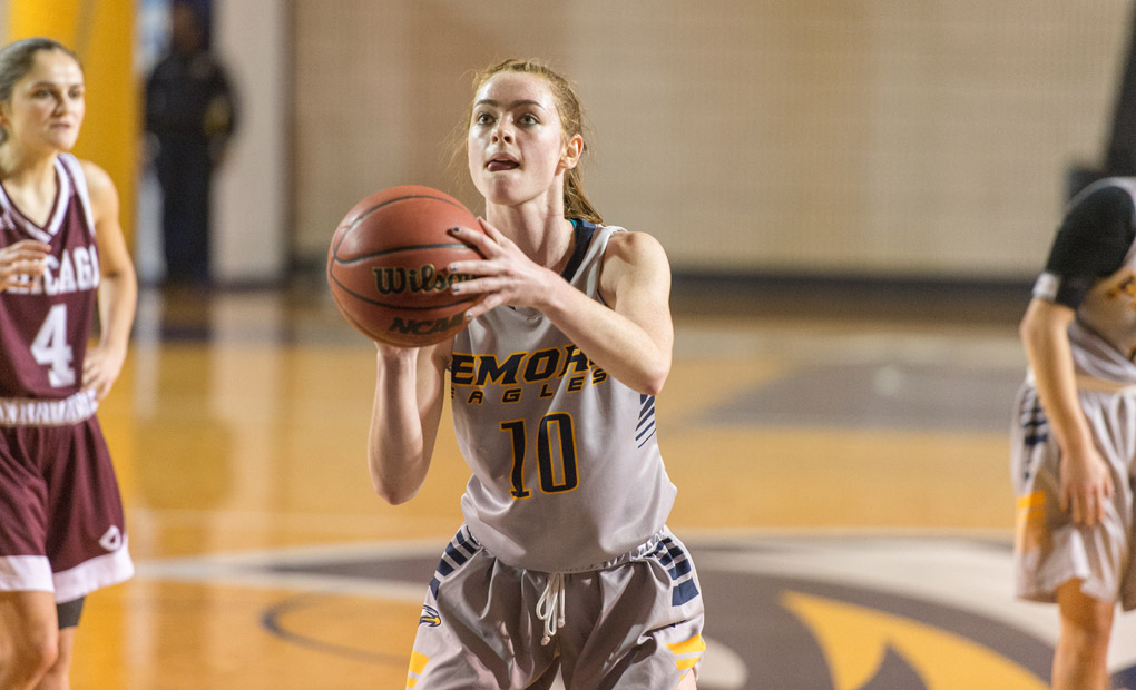 Emory Women's Basketball Tops Case Western Reserve